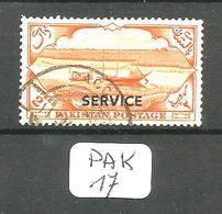 PAK YT Service 52 En Obl - Pakistan
