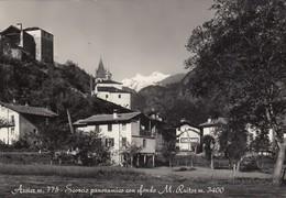 ARVIER-AOSTA-SCORCIO-CARTOLINA VERA FOTOGRAFIA VIAGGIATA IL 17-9-1962 - Aosta