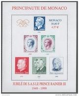 MONACO 1999 BLOC N°83  NEUF** - Blocs