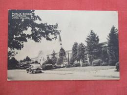 Public School  Malverne    New York City  Long Island Ref 3439 - Long Island