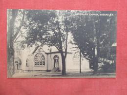 Reformed Church Nassau   New York City  Long Island Ref 3439 - Long Island