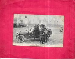LA GRANDE GUERRE De 1914 -  Transport D'un Blessé En Automobile - ROY1 - - Guerre 1914-18
