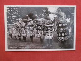 TONGA - TRADITIONAL LAKALAKA DANCE OF THE TONGAN ISLANDS RP    >> Ref 3439 - Tonga
