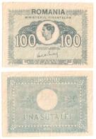 Banknote 100 Lei 1945 - Romania - Romania