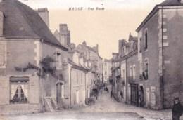 49 - Maine Et Loire - BAUGE - Rue Basse - France