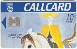 IRELAND A-328 Chip Telecom - Culture, Traditional Myth - Used - Ireland
