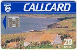 IRELAND A-426 Chip Telecom - Landscape, Coast - Used - Ireland