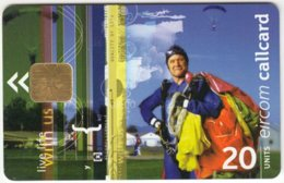 IRELAND A-441 Chip Telecom - Leisure, Skydiving - Used - Ireland
