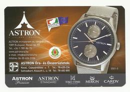 Hungary, Astron 5501-0 Watch, Astron Shops Ad,  2013. - Small : 2001-...