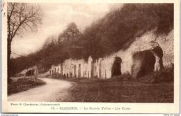 37 VILLEDOMER - La Grande Vallée, Les Caves - Autres Communes