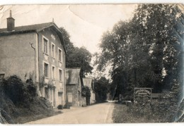 37. CPA. SAVONNIERES.  Grottes, Caves Gouttieres. Scan Du Verso, Cachet. - Other Municipalities