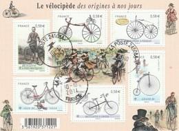 FRANCE 2011 BLOC VELOCIPEDE OBLITERE - F4555 - F 4555 - - Oblitérés