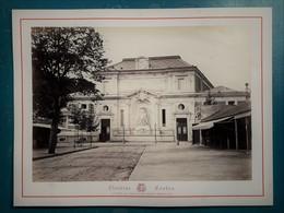 VICHY - ETABLISSEMENT A SITUER  - Photographie Ancienne Albuminée De Claudius Couton - Photos