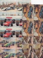Um Al Qwiwain 1972 - # D- Stamps In Bloc's Of 4  X 30 DIFERENTS-MNH-Animals,Birds,Butterflies,Flowers Etc..-RED PR.SKRIL - Umm Al-Qiwain
