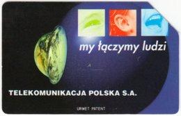 POLAND A-594 Magnetic Telekom - 50 Units - Used - Polen