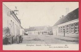 Evergem / Belzele - De Plaats -1907 ( Verso Zien ) - Evergem