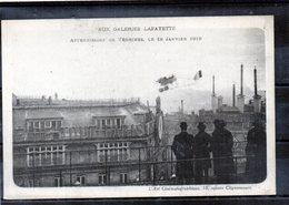 75- PARIS - Galeries Lafayette -Atterissage De Védrine 19 Janv.1919 - France