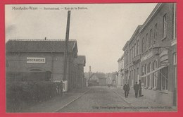 Moerbeke-Waas - Statiestraat ( Verso Zien ) - Moerbeke-Waas