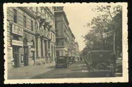 Wien I Schottenring Bank Ignaz Rosner - Wien Mitte