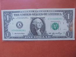 U.S.A 1$ 2006 CIRCULER - Federal Reserve Notes (1928-...)