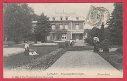 """Braschaat - """" Le Voshoi """" - Vue Au Jardin Français - 1 - 190? ( Verso Zien ) - Brasschaat"""
