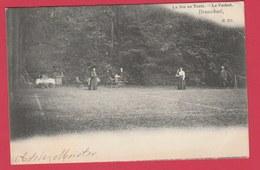 """Braschaat - """" Le Voshoi """" - Le Jeu De Tennis - 1906 ( Verso Zien ) - Brasschaat"""