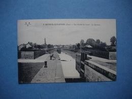 EPINEUIL LE FLEURIEL  -  18  -  Les Bords Du Canal  -  La Queune  -  CHER - France