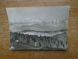 Le Mont-revard , La Chaîne Du Mont-blanc - France