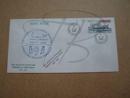 """VEND BEAU TIMBRE DE POSTE AERIENNE DES T.A.A.F. N° 63 SUR LETTRE , """" DUMONT-D'URVILLE-T.ADELIE """" !!! (g) - Airmail"""