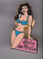 Pin's PIN UP BRIN DE FOLIE SIGNE ARTHUS BERTRAND - Pin-ups