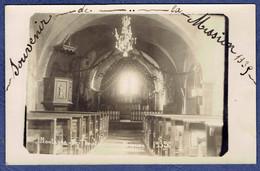 CARTE PHOTO JURA (39) - MONTAGNA-LE-TEMPLIER - MISSION 1935 - France