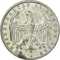 Monnaie, Allemagne, République De Weimar, 3 Mark, 1922, Berlin, TTB+, KM 28 - 3 Mark & 3 Reichsmark