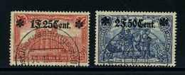 ETAPPE WEST 1916 Nr 11-12 Gestempelt (113807) - Besetzungen 1914-18