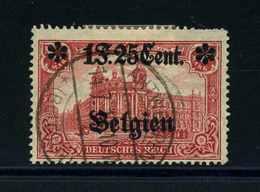 LP IN BELGIEN 1916 Nr 23II Gestempelt (113831) - Besetzungen 1914-18