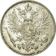 Monnaie, Finlande, Nicholas II, 50 Penniä, 1915, SUP+, Argent, KM:2.2 - Finlandia
