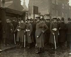 POLICE  LONDON LONDRES 21*17 CM Fonds Victor FORBIN 1864-1947 - Lugares