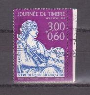 FRANCE / 1997 / Y&T N° 3051a : Journée Du Timbre (Mouchon) Avec Surtaxe De Carnet - Usuel - France
