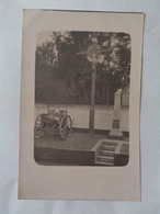 Souvenir  De L'inauguration Du Monument De Saint-Pierre à GOUY Aux Soldats Morts Le 18 Septembre 1921,carte Photo - Frankrijk