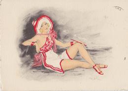 BARRE DAYEZ N° 1174 ( Sans Lettre ) ( Sans Dépôt Légal ) Pas Courante - Cartoline