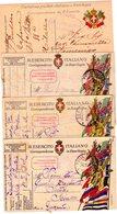 ITALIA   Posta  Militare  In Franchiggia Lotto Di  4 - 1900-44 Vittorio Emanuele III