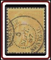 Colonies Générales - N° 53 (YT) N° 53 (AM) Oblitéré De Rufisque / Sénégal. - Alphée Dubois