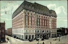 Cp New York City USA, Hotel Astor - Sonstige