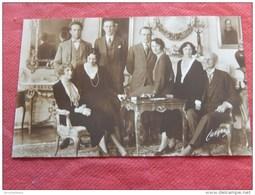 Le Roi Léopold III , La Reine Astrid Et La Famille Royale De Suède  -  Swedish  Royal  Family - Familles Royales