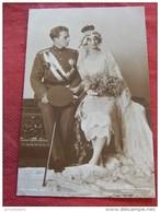 Mariage De La Reine Astrid  Et Le Roi Léopold III  En Suède - Familles Royales