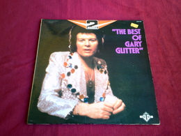 GARY  GLITTER  °   THE  BEST  OF   ALBUM  DOUBLE - Other - English Music