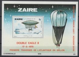 1978. République Du Zaïre. COB N° BL30 **, MNH - Zaire