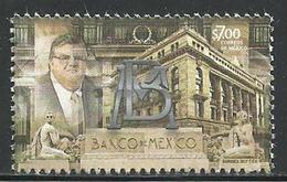 2017 Banco De México STAMP MNH Bank Of Mexico, ARCHITECTURE, STATUES - Messico