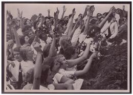 DT- Reich (008232) Propaganda Sammelbild Adolf Hitler Bild 123, Seine Straßen Führern Adolf Hitler Zum Volk - Briefe U. Dokumente