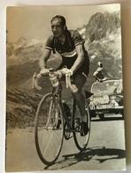 GINO BARTALI 4 VOLTE CAMPIONE NAZIONALE VIAGGIATA FG - Ciclismo