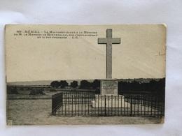 Meriel Le Monument élevé à La Mémoire De M Le Marquis De Montebello - Meriel